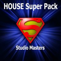 House Super Pack samples loops