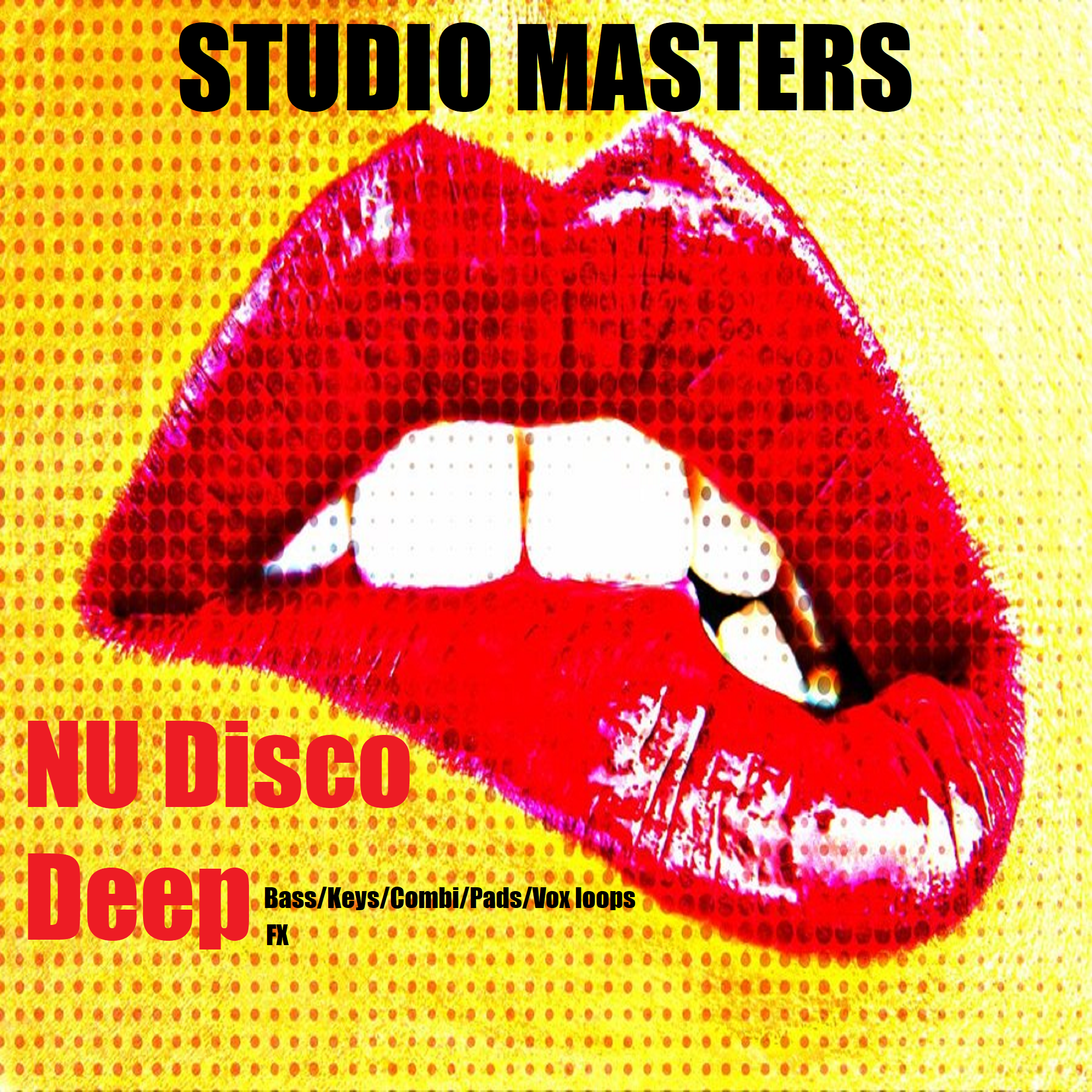 Nu Disco Deep Sample Pack
