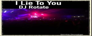 i lie to you song cover banner